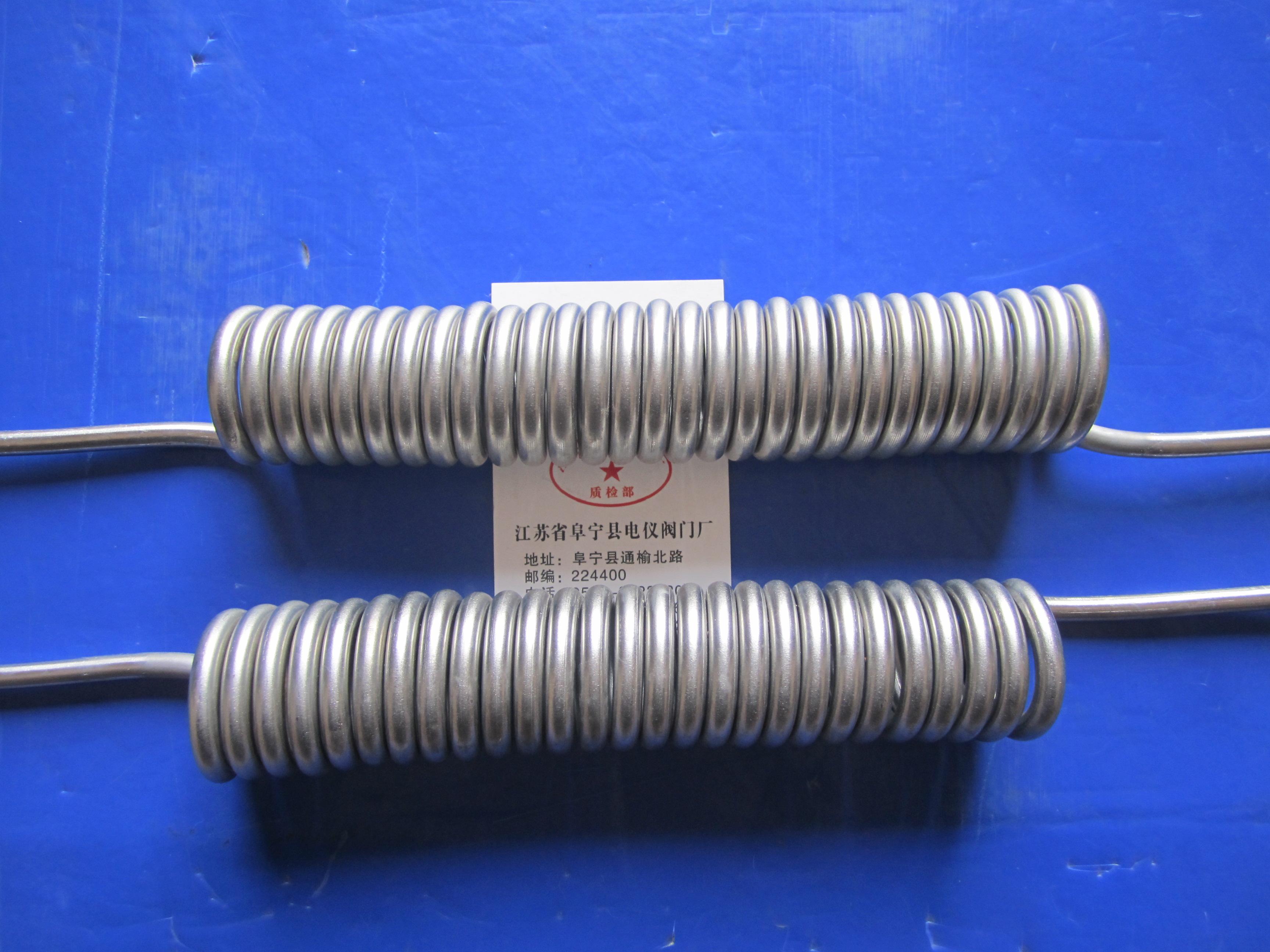 高温盘管(非标定做)
