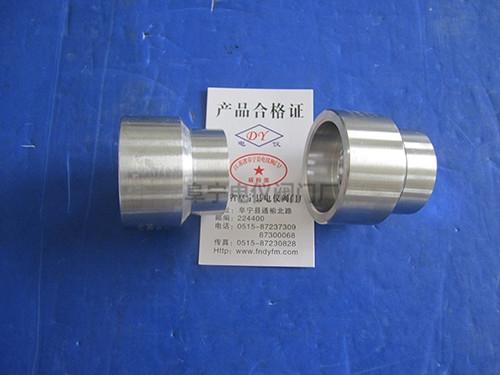 焊接式管接头价钱