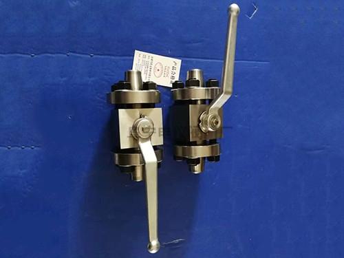 超高压球阀Q61N-320P