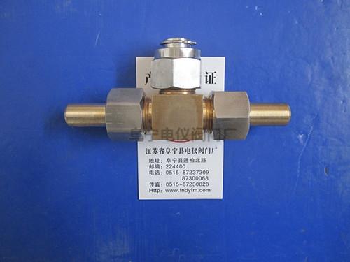T型焊接过滤器
